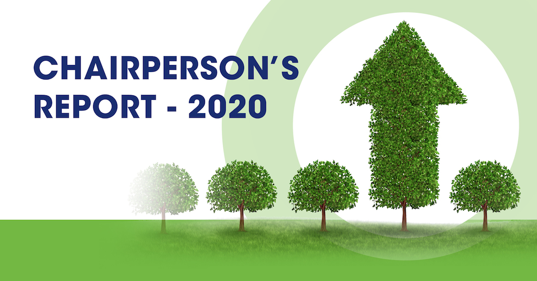 Chairperson's Report | 2020